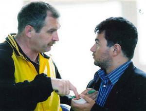 Михаил Степанов и Александр Кашин