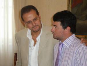 Мэр и Главный тренер