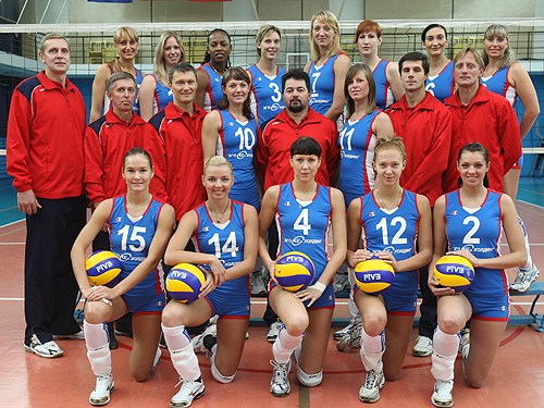Ленинградка 2008/2009