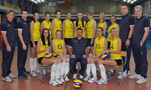 Ленинградка 2011/2012