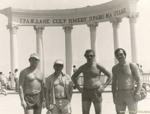В.Карасев, В.Воейков, А.Визжачев, А.Хохлов