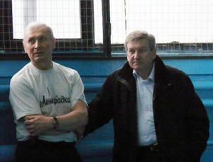 Виктор Карасев и Борис Докучаев