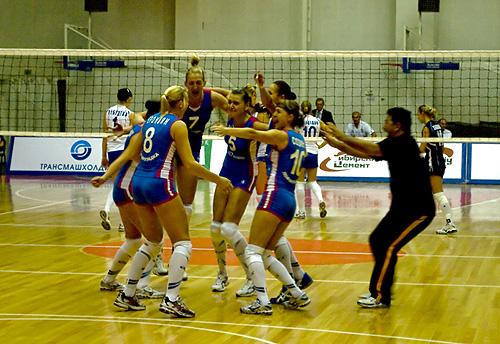 Ленинградка - Динамо (Краснодар) - 3:2 (фото с сайта www.dinamokrasnodar.ru)