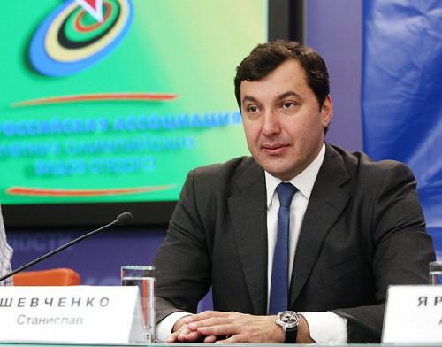 Президент ВФВ Станислав Шевченко (фото с сайта ВФВ)