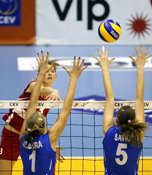 Фото с сайта Европейской Конфедерации волейбола (CEV)