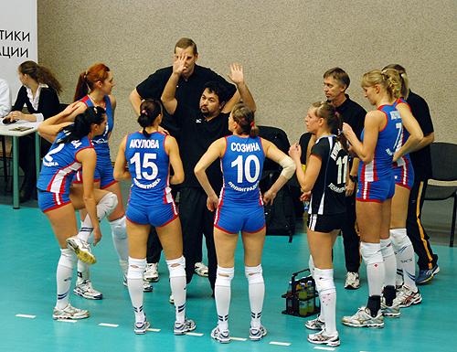 Наша команда (фото Алексея Лебедева)