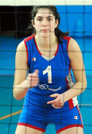 Валерия Шатунова (фото Елены Якобсонс)